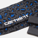 Carhartt WIP Gilbert Leopard Socks Eclipse photo- 2