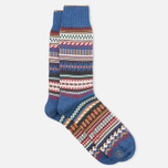 CHUP by Glen Clyde Butte Socks Blue photo- 1