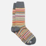 CHUP by Glen Clyde Montana Men's Socks Charcoal photo- 1