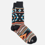 Мужские носки CHUP by Glen Clyde Suerte Black фото- 1