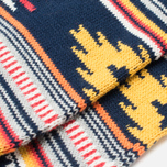 Мужские носки CHUP by Glen Clyde Suerte Navy фото- 2