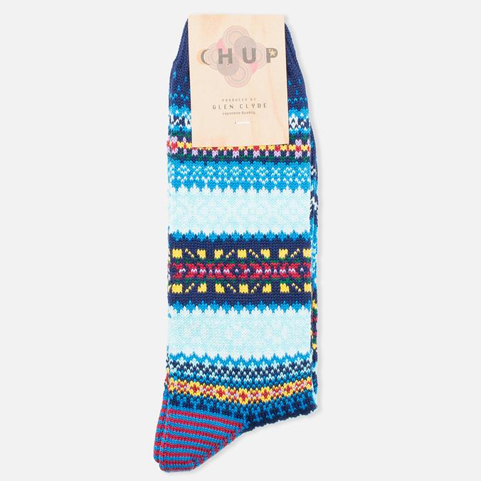 CHUP by Glen Clyde Sulata Men's Socks Blue