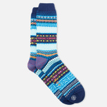 Мужские носки CHUP by Glen Clyde Sulata Blue фото- 1