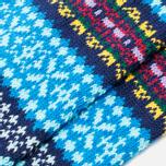 Мужские носки CHUP by Glen Clyde Sulata Blue фото- 2