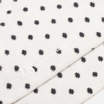 Мужские носки Democratique Socks Originals Polkadot Broken White/Navy фото- 2