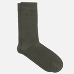 Мужские носки Democratique Socks Originals Solid Army фото- 1