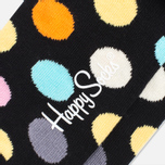 Носки Happy Socks Big Dot Black фото- 2