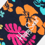 Happy Socks Hawaii Blue/Orange/Pink/Yellow photo- 2