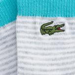 Детские носки Lacoste 3 Pair Grey фото- 2