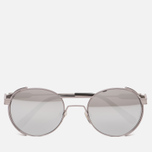 Солнцезащитные очки Han Kjobenhavn Green Outdoor Steel Silver Mirror Lenses фото- 0
