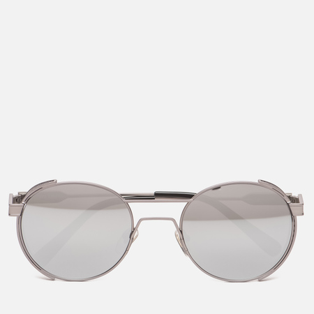 Солнцезащитные очки Han Kjobenhavn Green Outdoor Steel Silver Mirror Lenses