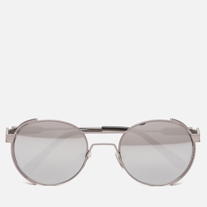 Солнцезащитные очки Han Kjobenhavn Green Outdoor Steel Silver Mirror Lenses