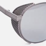 Солнцезащитные очки Han Kjobenhavn Green Outdoor Steel Silver Mirror Lenses фото- 2