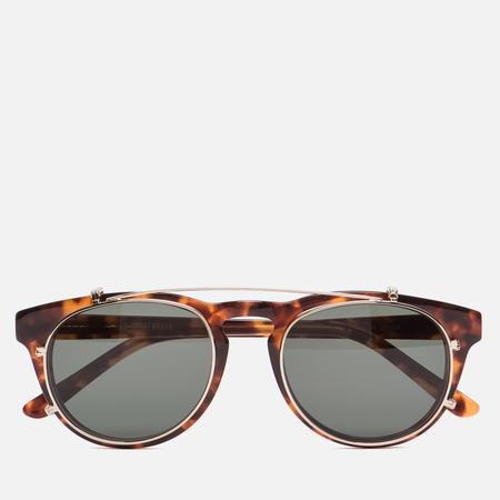 Солнцезащитные очки Han Kjobenhavn Timeless Clip On Amber