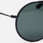 Солнцезащитные очки Han Kjobenhavn Uncle Matt Black фото- 2