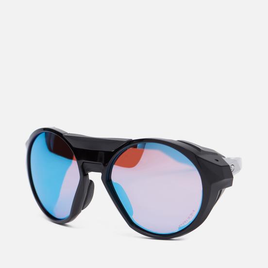 Солнцезащитные очки Oakley Clifden Polished Black/Prizm Snow Sapphire