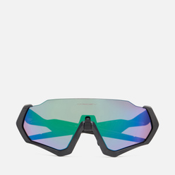 Солнцезащитные очки Oakley Flight Jacket Matte Steel/Prizm Road Jade