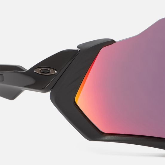 Солнцезащитные очки Oakley Flight Jacket Polished Black/Prizm Road