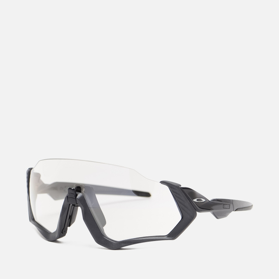 Солнцезащитные очки Oakley Flight Jacket Steel/Black Ink/Clear Black Iridium Photochromic