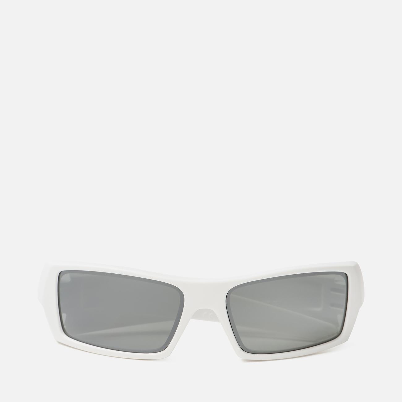 Солнцезащитные очки Oakley Gascan Matte White/Prizm Black