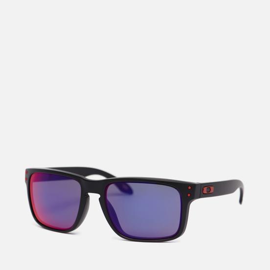 Солнцезащитные очки Oakley Holbrook Matte Black/Positive Red Iridium