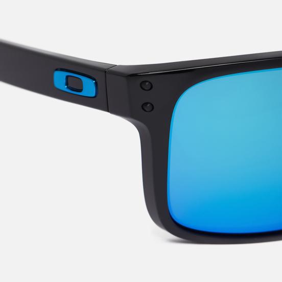 Солнцезащитные очки Oakley Holbrook XL Polished Black/Prizm Sapphire
