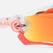 Солнцезащитные очки Oakley Jawbreaker Crystal Pop/Crystal Clear/Fire Iridium фото- 2