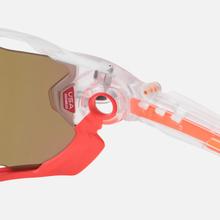Солнцезащитные очки Oakley Jawbreaker Crystal Pop/Crystal Clear/Fire Iridium фото- 3