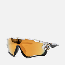 Солнцезащитные очки Oakley Jawbreaker Metallic Splatter Splatter White/24k Iridium фото- 1