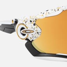 Солнцезащитные очки Oakley Jawbreaker Metallic Splatter Splatter White/24k Iridium фото- 2