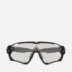 Солнцезащитные очки Oakley Jawbreaker Polished Black/Clear To Black Photochromic