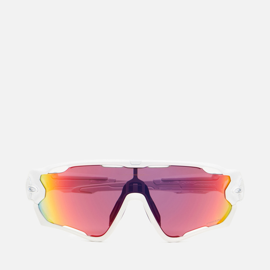 Солнцезащитные очки Oakley Jawbreaker Polished White/Prizm Road