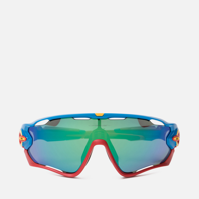 Солнцезащитные очки Oakley Jawbreaker Sapphire Blue/Prizm Jade