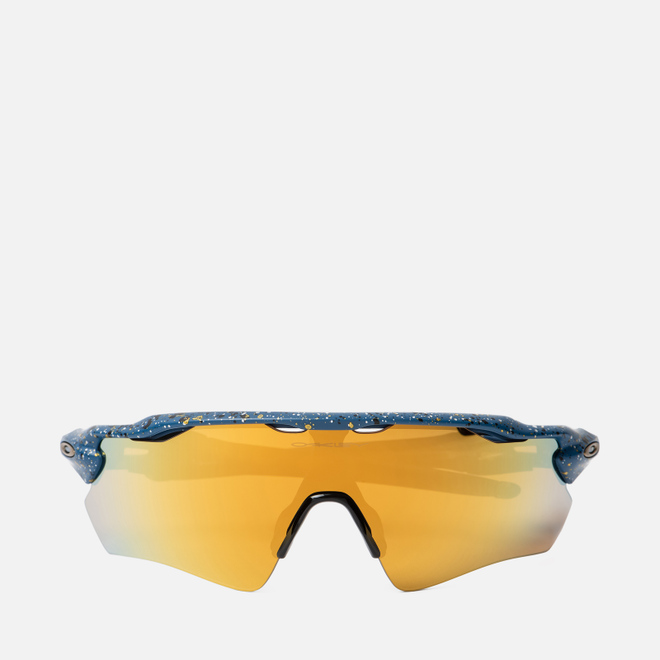 Солнцезащитные очки Oakley Radar EV Path Metallic Splatter Splatter Poseidon/24k Iridium