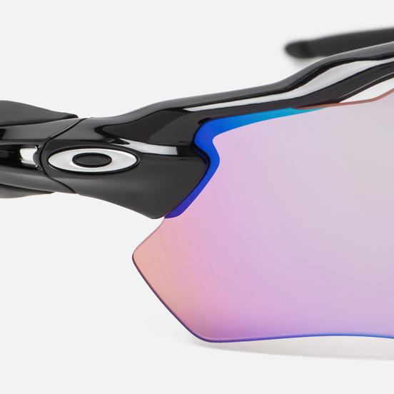 Солнцезащитные очки Oakley Radar EV Path Polished Black/Prizm Golf