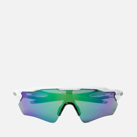 Солнцезащитные очки Oakley Radar EV Path Polished White/Jade Iridium
