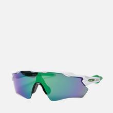 Солнцезащитные очки Oakley Radar EV Path Polished White/Jade Iridium фото- 1