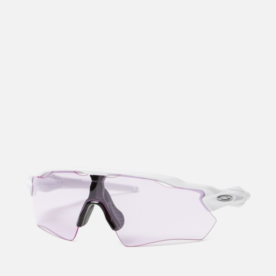 Солнцезащитные очки Oakley Radar EV Path Polished White/Prizm Low Light