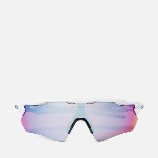 Солнцезащитные очки Oakley Radar EV Path Polished White/Prizm Snow Sapphire Iridium