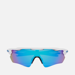 Солнцезащитные очки Oakley Radar EV Path Team Colors Polished White/Prizm Sapphire