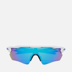 Солнцезащитные очки Oakley Radar EV Path Team Colors Polished White/Prizm Sapphire