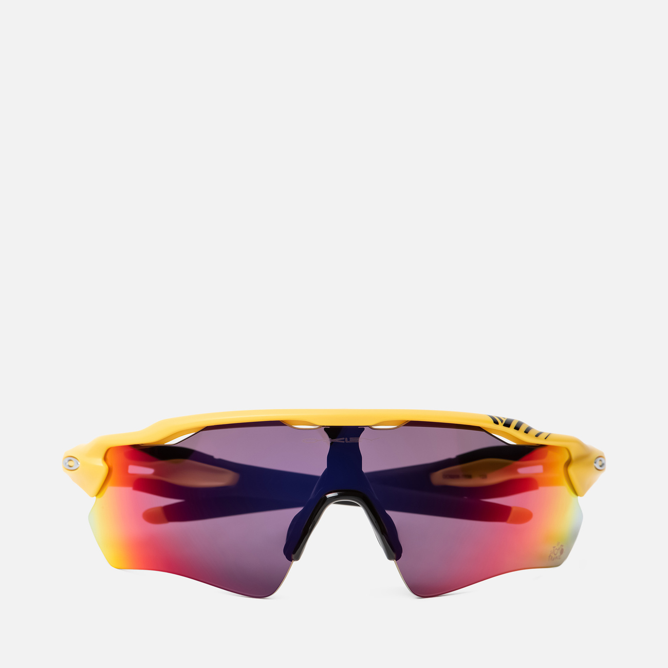 Солнцезащитные очки Oakley Radar EV Path Tour de France Matte Yellow/Prizm Road