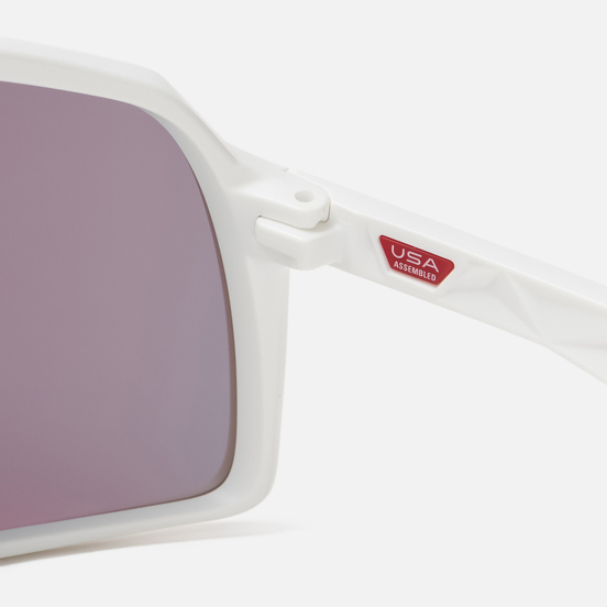 Солнцезащитные очки Oakley Sutro Matte White/Prizm Road
