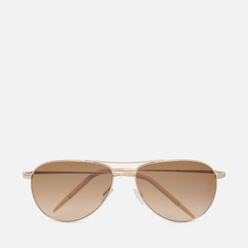 Солнцезащитные очки Oliver Peoples Benedict Gold/Clear Gradient Brown