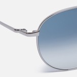Солнцезащитные очки Oliver Peoples Benedict Silver/Chrome Sapphire Photochromic фото- 2