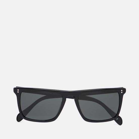 Солнцезащитные очки Oliver Peoples Bernardo Polarized Black/Midnight Express Polar