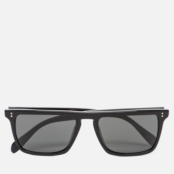 Солнцезащитные очки Oliver Peoples Bernardo Black/Midnight Express Polar
