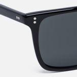 Солнцезащитные очки Oliver Peoples Bernardo Black/Midnight Express Polar фото- 2