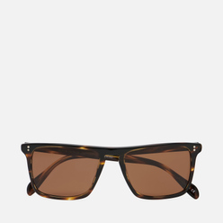 Солнцезащитные очки Oliver Peoples Bernardo Cocobolo/Java Polar