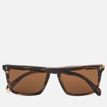 Солнцезащитные очки Oliver Peoples Bernardo Cocobolo/Java Polar фото- 0